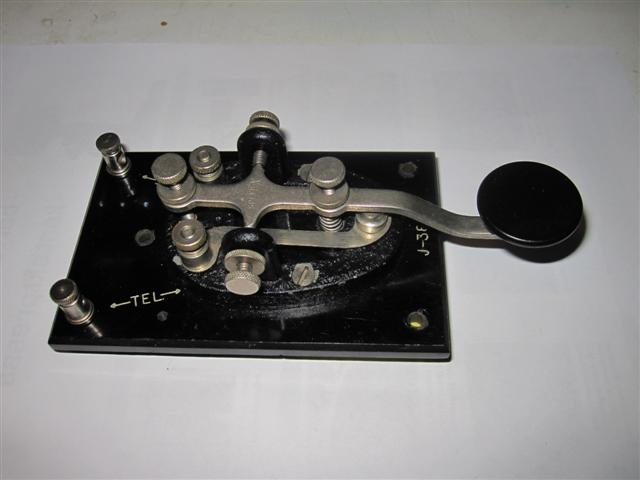 Oh6nt keys page speed x american telegraph key made by les logan 1937 1947 mounted on a j 38 signal corps base i also have another j 38 maker unknown which was given asfbconference2016 Choice Image